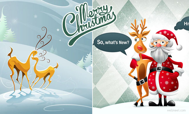 33 Beautiful Christmas and Winter themed Wallpapers for your desktop