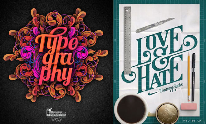 thumb 35typ 35 Creative and Beautiful Typography Master pieces for your inspiration