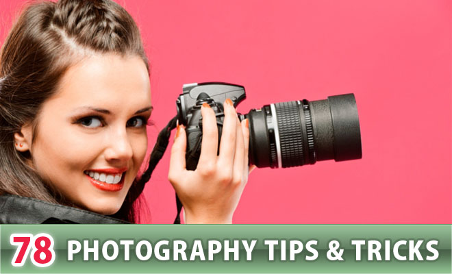 78 Photography Rules and Useful Advices for beginners by Ivars Gravlejs