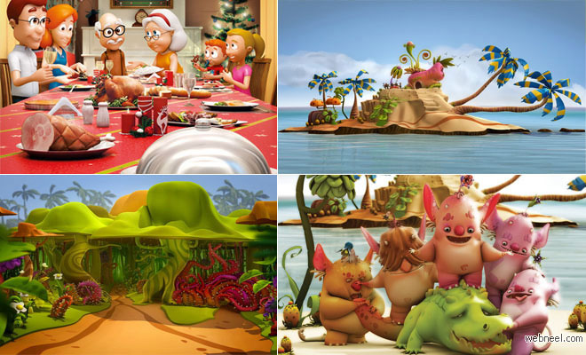 thumb 7anim 7 Beautiful 3D Animations, Short Films and Character designs for your inspiration