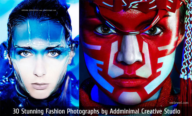 30 Stunning and Creative Fashion Photographs by Addminimal Creative Studio