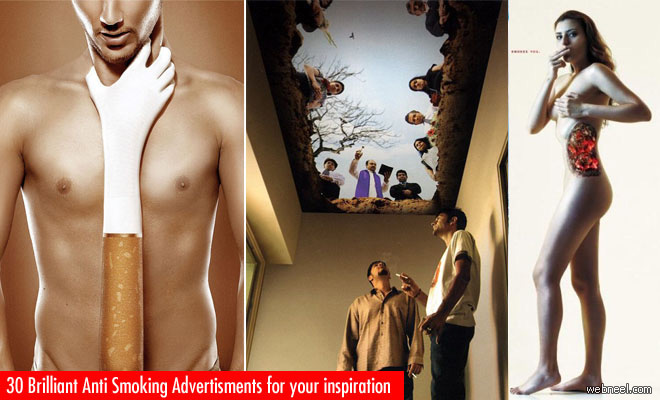 30 Brilliant Anti Smoking Advertisements for your inspiration - Best Print Ads and Posters