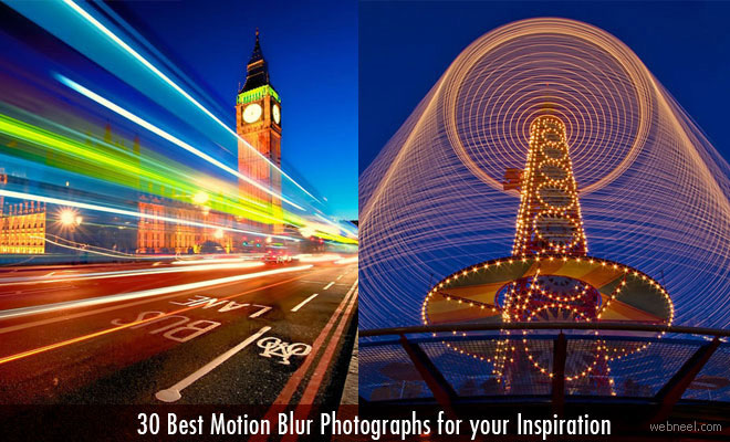30 Best and Mind Blowing Motion Blur Photographs for your Inspiration