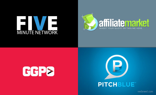 50 Brilliant Corporate themed Logo Design examples for your inspiration