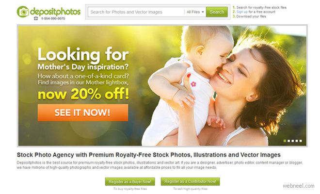 Depositphotos, the Home of Quality Stock Images