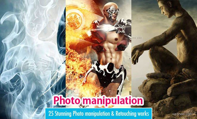 25 Stunning Photo manipulation and Retouching works by Domz Studio