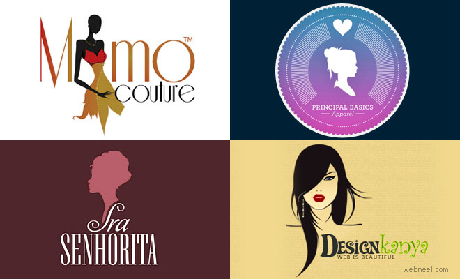 55 Creative Fashion Themed Logo Designs for your inspiration