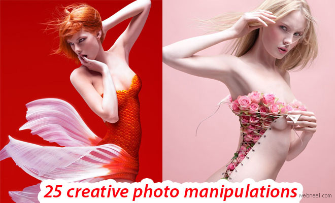 25 Stunning Advertisement Photo manipulation works by Christophe Gilbert