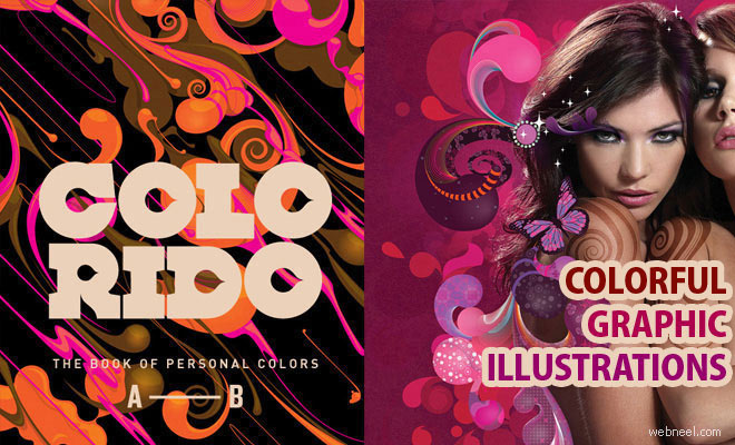 20 Creative and Colorful Graphic illustrations and Photo manipulations for your inspiration