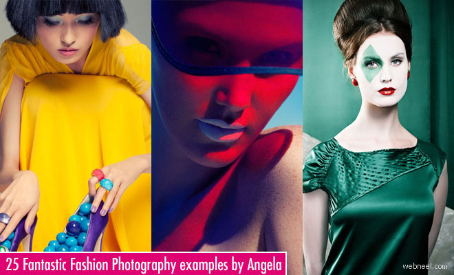 25 Fantastic Fashion Photography examples by Angela de Bona - Famous American Photographer