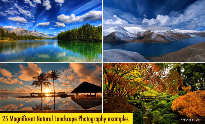 25 Magnificent Natural Landscape Photography examples for your inspiration