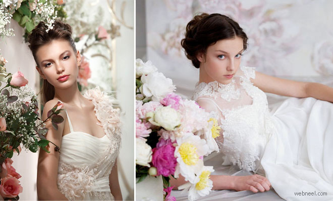 30 Beautiful Fashion Photographs by Marina Danilova - Best Dressed Brides