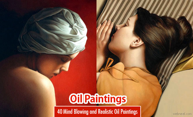 40 Mind Blowing and Realistic Oil Paintings by Mary Jane Ansell