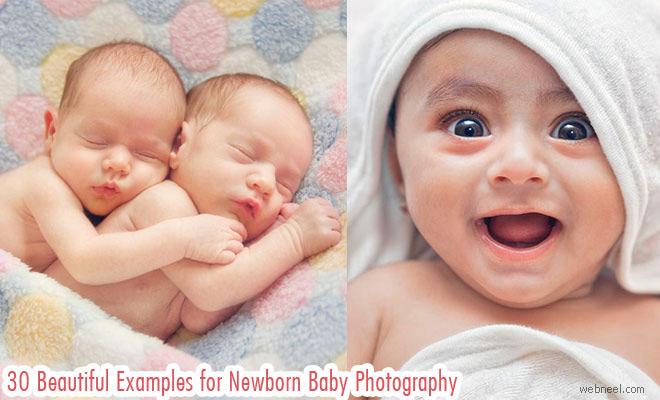 30 Beautiful Newborn Baby Photography examples and Tips for Beginners