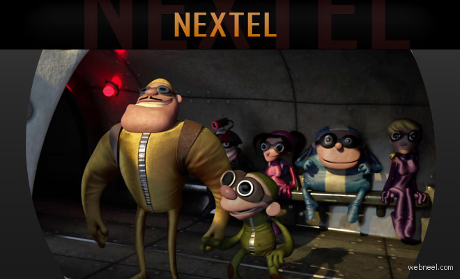 Nextel - Inspiring 3D Animated Short Films