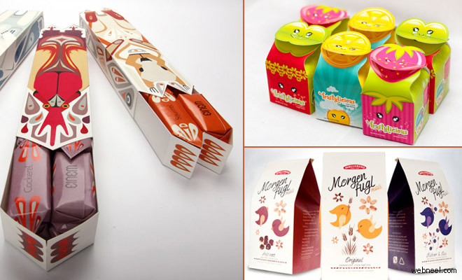 30 Creative and Beautiful Packaging Design examples for your inspiration