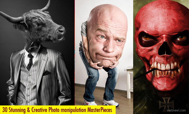 30 Stunning and Creative Photo manipulation MasterPieces for your inspiration