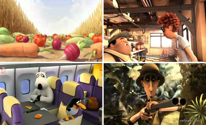 20 Best 3D Animated Short Film Videos for your inspiration