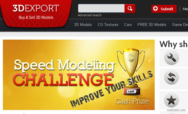 Best Place to Buy and Sell 3D Models - 3DExport.com