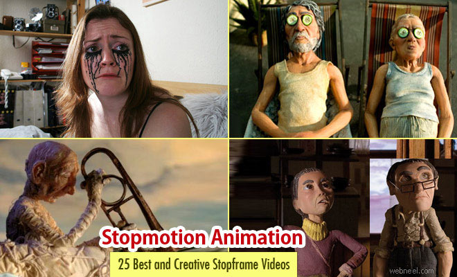 30 Best Stop Motion Videos and Ideas - Stop Frame Animation - part 2