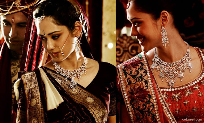 20 Gorgeous Wedding Photographs from Tanishq Wedding Advertisement Gallery