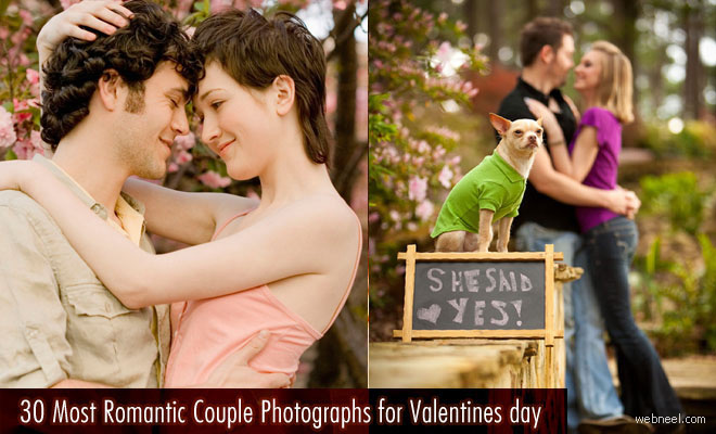 30 Most Romantic Couple Photographs for Valentines day Inspiration