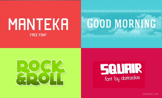 thumb21font 21 Professional Fonts for Graphic and Web Designers   Free Download