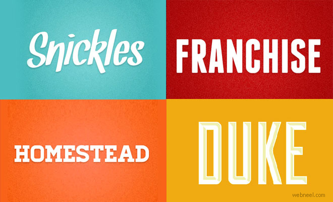 thumb24fonts2 24 Professional Free Fonts for Graphic and Web designers