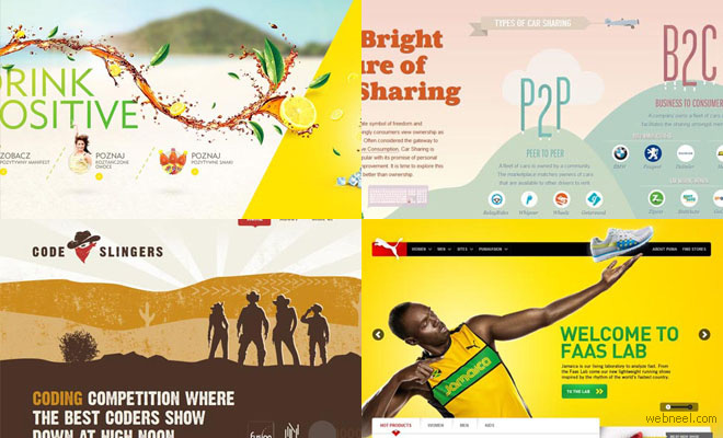 30 Creative Website Designs Showcase for your inspiration