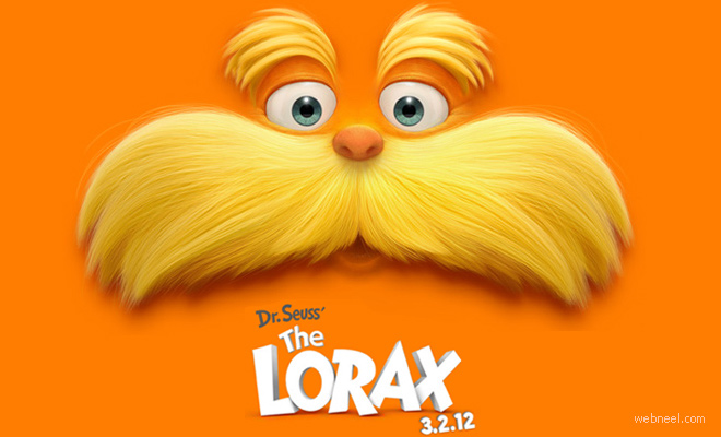 Dr.Seuss' The Lorax - Animation Movie - The 'bright and bubbly! 7 Talking Points