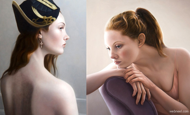 20 Beautiful and Realistic Oil Paintings by Artist Mary Jane Ansell