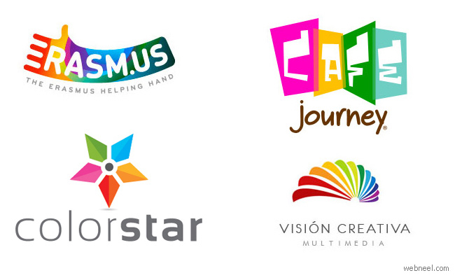 thumbmulti 30 Creative Multi colored Logo Design examples for your inspiration