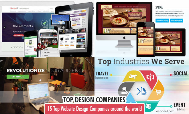 Top Website Design Companies