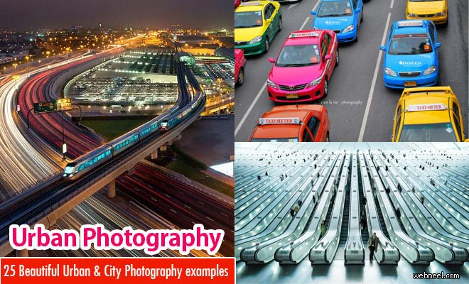 25 Beautiful Urban and City Photography examples for your inspiration