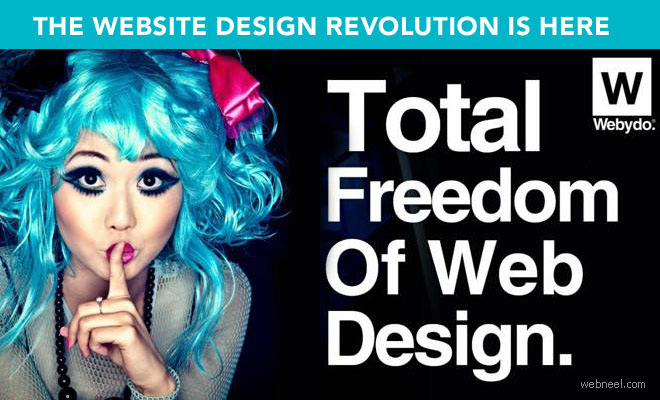 The Website Design Revolution Is Here, Led By Webydo's Community of 75K Professional Designers