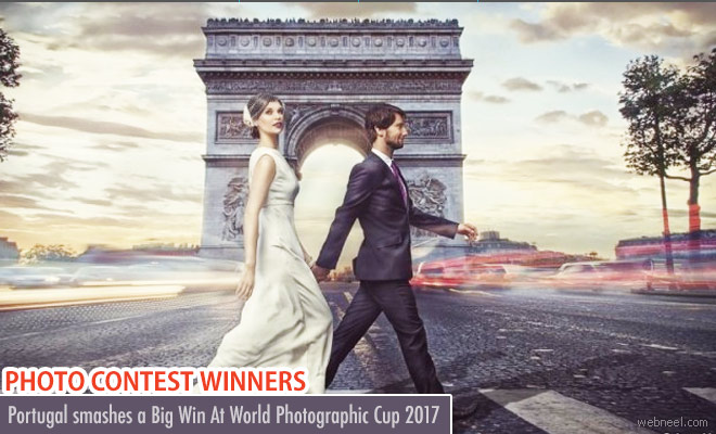Portugal smashes a big win at World Photography Contest 2017