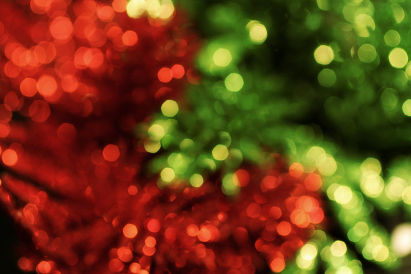 christmas background by trishamonsterr stock