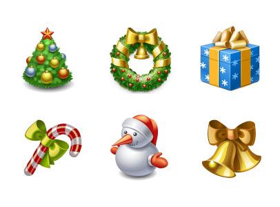 Xmas Icon Set by Iconka - Best Christmas Icons