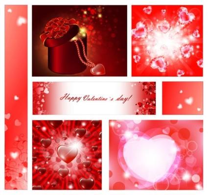 valentine day vector elements 6