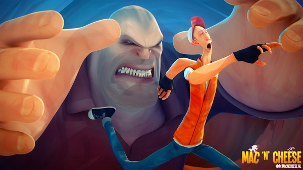 mac cheese 3d character design%20(3) 10 Best 3D Animation Short Films, TVC and Character design Screens