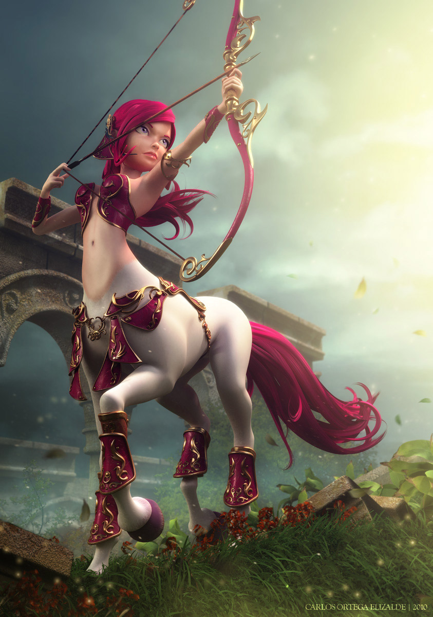 3d pin up character design%20(11) 25 Beautiful 3D Pin ups and character designs by Carlos Ortega Elizalde