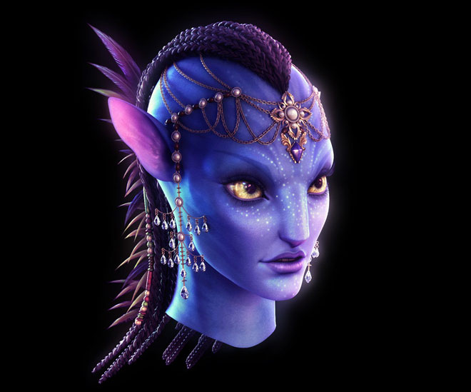 22 beautiful 3d artwork  models and zbrush character designs for your inspiration