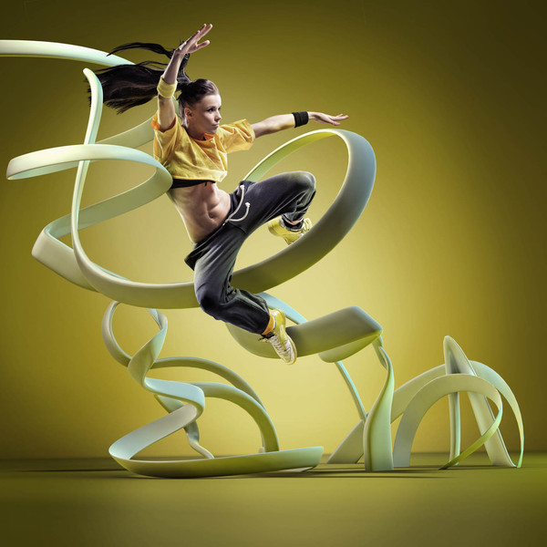 Picture-14 ( Frozen Dancers in Air - Inspiring 3D Sculptures that represents their motion and style )