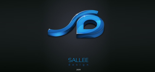 50 Creative 3D logo Design examples for your inspiration