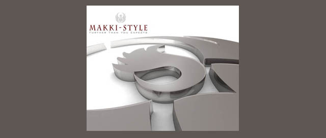 Creative 3D Logo Design