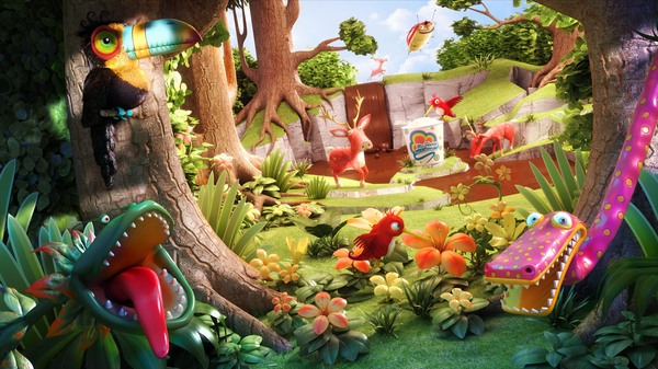 McDonalds TVC%20(2) Inspiring and Creative 3D Animation from Mc Donalds TV Commerical