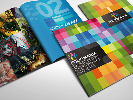 Creative Book Layout Design Inspiration : Creative brochure design inspiration for you