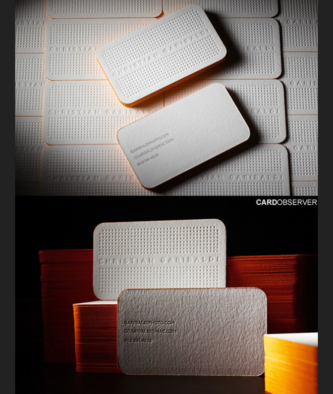 40 Brilliant Business card design examples for your inspiration