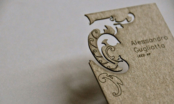 40 brilliant business card design examples for your inspiration brilliant business card design reheart Gallery