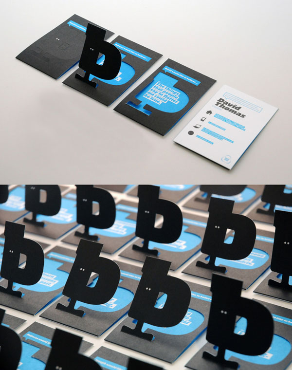 40 brilliant business card design examples for your inspiration brilliant business card reheart Gallery
